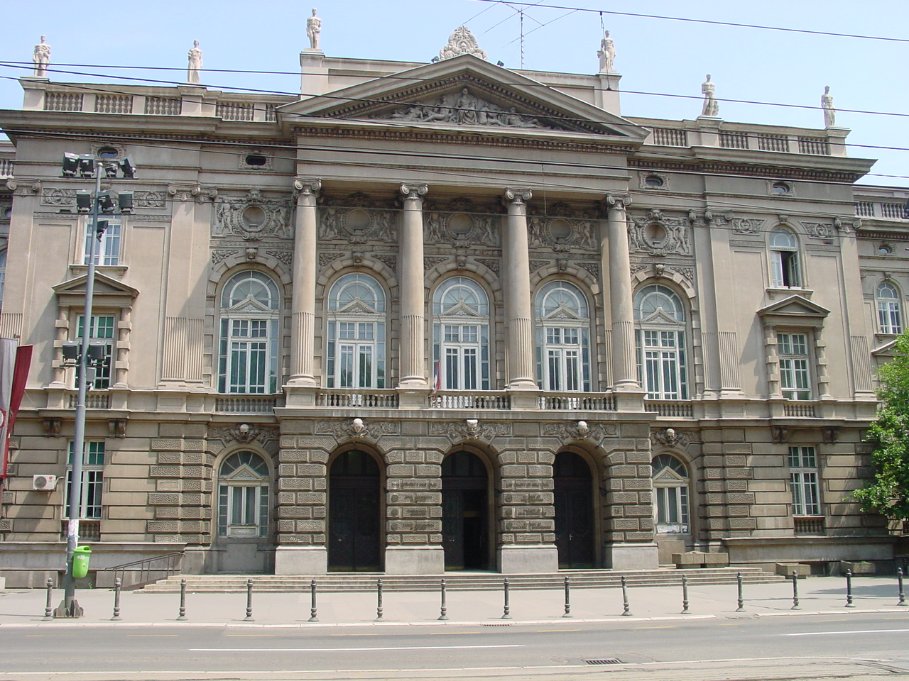 Beograd_-_Gradjevinski_fakultet