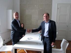 Потписивање Споразума о сарадњи Архитектонског факултета са GIZ/AMBERO-ICON пројектом