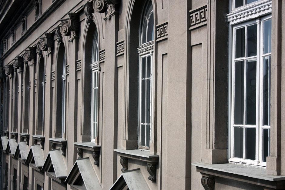 dekanat prozori
