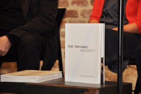 Promocija knjige AoD Interviews | Architecture of Deconstruction The Specter of Jacques Derrida