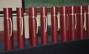 Svečana dodela diploma Osnovnih akademskih i Master akademskih studija