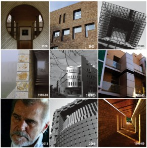 Marginalizovane teme – arhitektura privatnih, javnih i sakralnih objekata – Stvaralaštvo profesora Spasoja Krunića