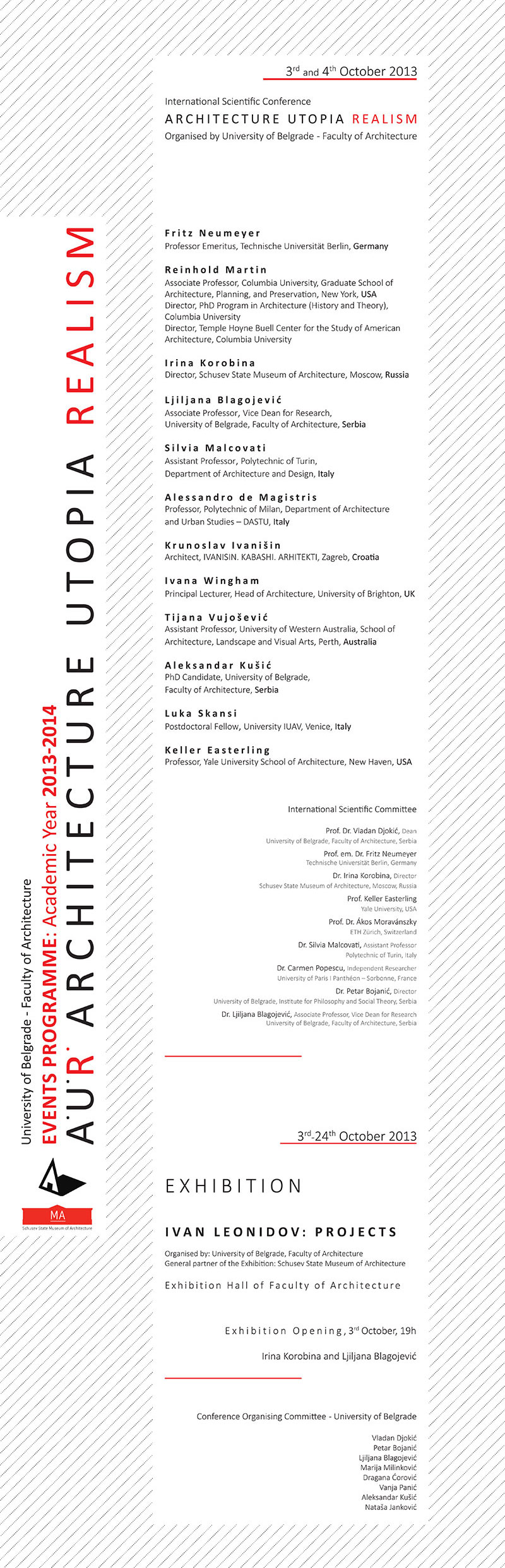 2013_AUR_Conference-and-Exhibition_poster_01
