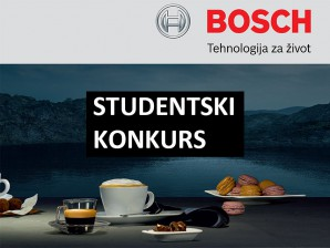 Studentski konkurs: idejno dizajnersko rešenje prostora za prezentaciju Bosch kafe aparata