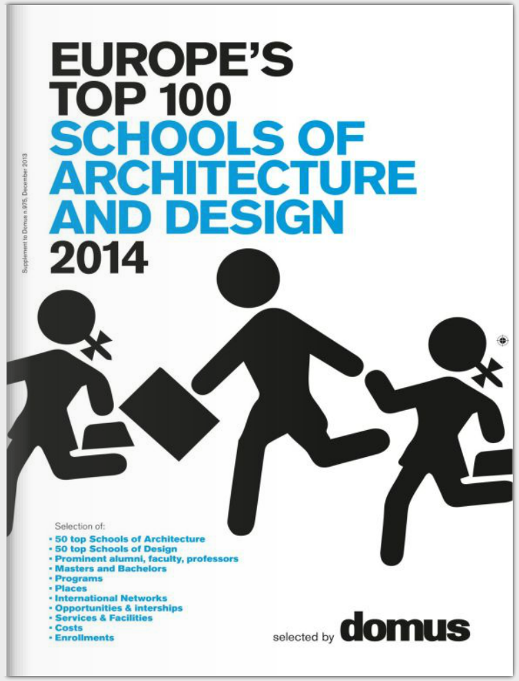 Domus guide 2014 front page