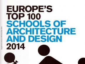 Domus Guide 2014: Ponovo smo među 100 najboljih škola arhitekture i dizajna u Evropi!