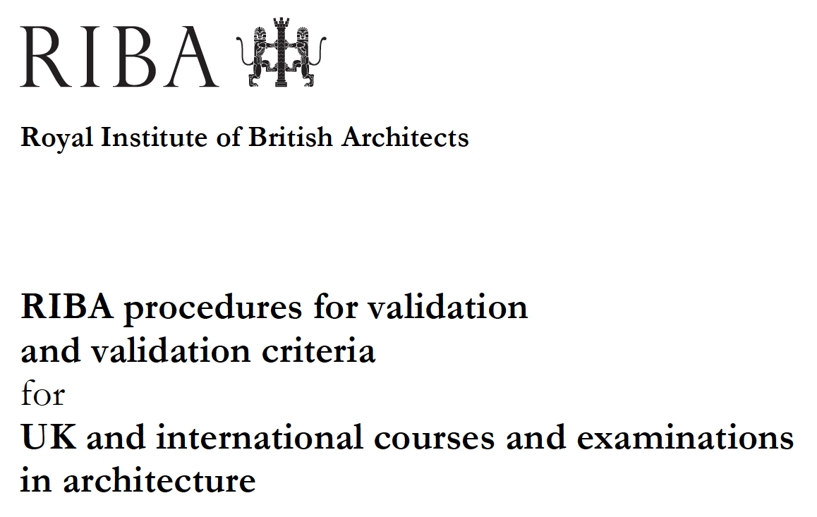 RIBA_Validation_Procedures