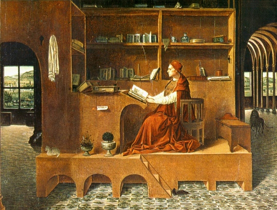 Antonello-da-Messina,-St.-Jerome-in-His-Study,-c_o