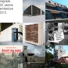 Конкурс за учешће на 36. Салону архитектуре 2014.