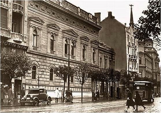 Zgrada u ul Kralja Milana