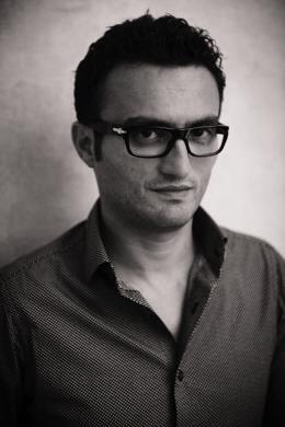 Chris Briffa portret