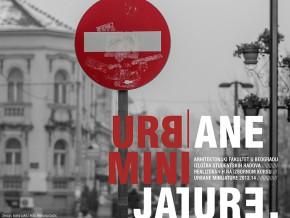 Изложба студентских радова: Курс 17.1. – Урбане минијатуре 2013/14