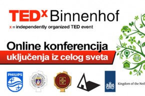 Video konferencija: TEDxBinnenhof 2014 u Beogradu