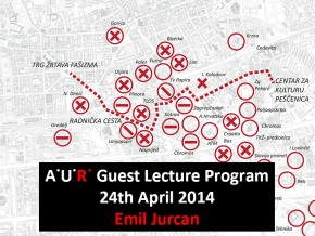 AUR Lecture: City and Society – Emil Jurcan