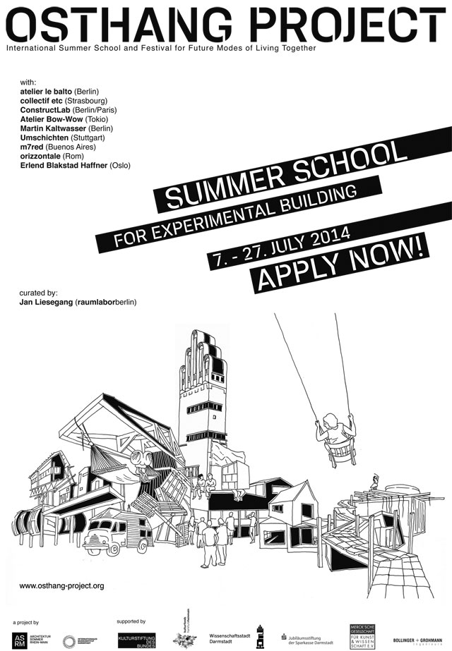 SummerSchool_Poster_Osthang Project