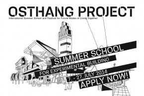 Letnja škola za eksperimentalnu izgradnju: Osthang projekat