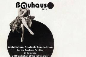 Резултати студентског конкурса: Баухаус павиљон у Београду 2019. године