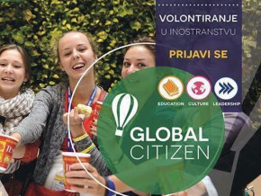 "AIESEC: ponovne prezentacije programa ""Global Citizen"""