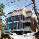 Arhitekte Miljević: Kuća Maaloof, Montreal (1981)