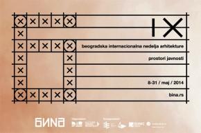 Свечано отварање IX Београдске интернационалне недеље архитектуре