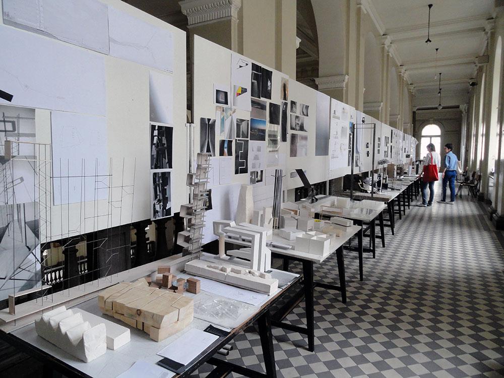 Kurs 2.4. – Elementi projektovanja: izložba