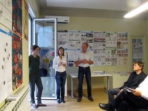 Разрада приоритетних пројеката Стратегије интегралног урбаног развоја централне зоне Крагујевца