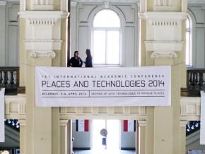 Извештај са конференције: PLACES AND TECHNOLOGIES 2014