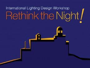 Specijalan popust za učešće u Međunarodnoj radionici za dizajn svetla!