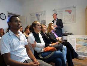 Посета конзорцијуму AMBERO-ICON Институт у Београду