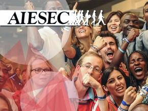 Студентска организација AIESEC врши пријем нових чланова