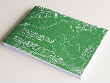 Promocija publikacije: PREDEO IGRE – KOŠUTNJAK: Principi arhitektonskog projektovanja u svetlu klimatskih pomena