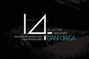 Дани Ориса у Загребу: 18.–19. октобар 2014.