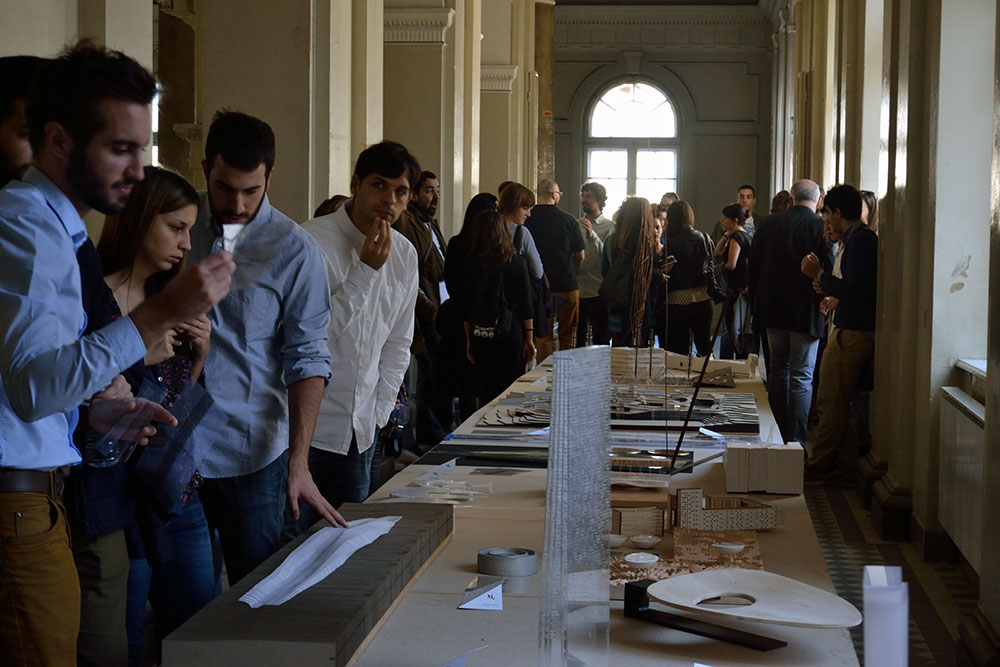 Exibition: Selected Master Projects: Course M9.2 2013/14