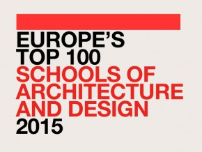 Domus Guide 2015: Our Faculty Among 100 Best Architecture and Design Schools in Europe!
