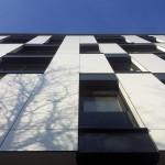 Stambena zgrada u ulici Vase Stajića 8, Novi Sad ©Miljan Cvijetić