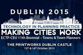 Radionica za mlade planere: Dublin 2015