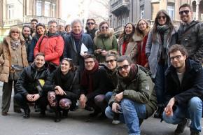 """Посета студената Архитектонског факултета из Фиренце: радионица """"Architecture and Town Lab"""""""