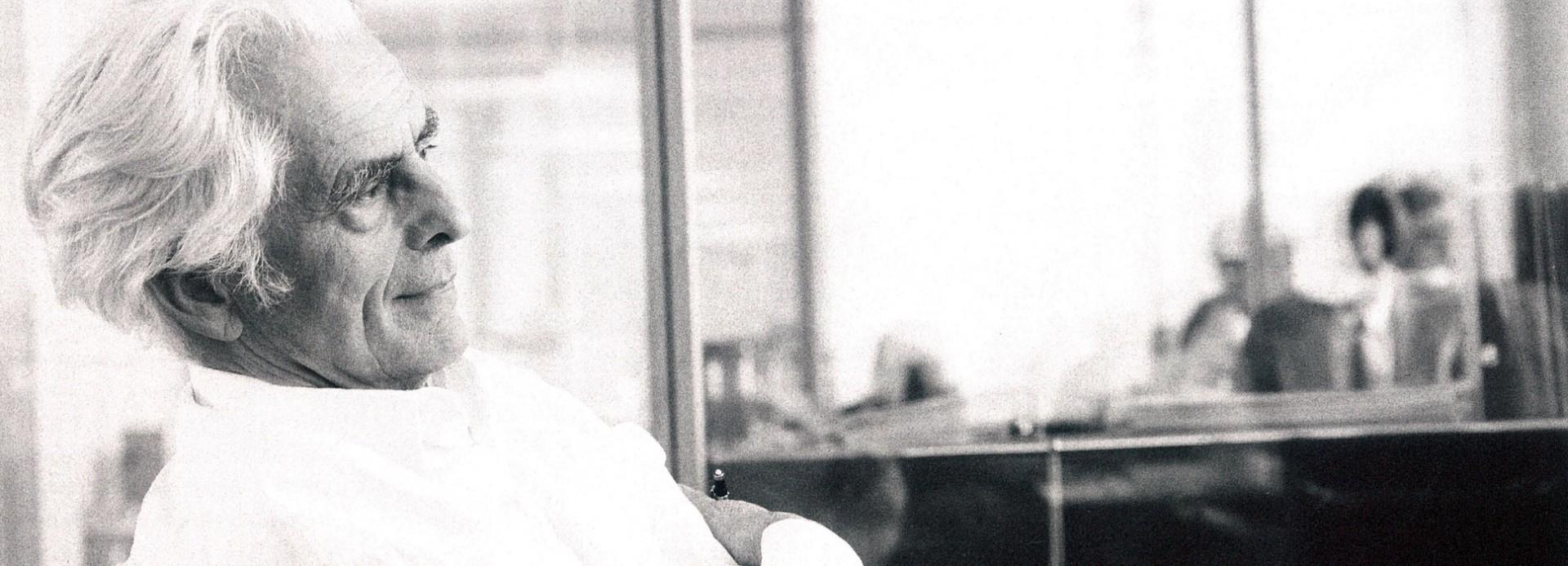 Fraj Oto (Frei Otto) posthumno imenovan kao laureat Pricker nagrade za 2015.