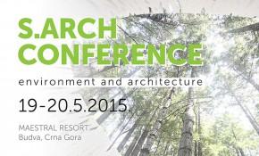 Međunarodna konferencija sa izložbom: S.ARCH – Okruženje i arhitektura