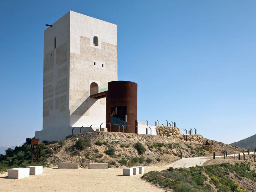 Nazari_Tower_restoration_Castillo_Miras_Arquitectos