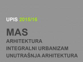 Упис у прву годину МАС 2015/16: Решења Комисије за спровођење уписа по поднетим жалбама кандидата