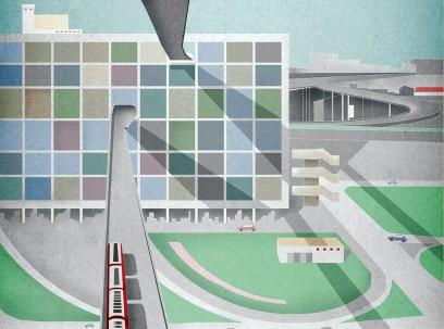 Простори граница: Реконструкција архитектонског пејзажа E75-E70