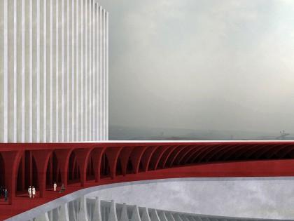 Proizvodnja grada: Post-industrijska faza Dunavske ulice