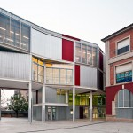 Mias Architects | Barcelona > Annexa – Joan Puigbert School