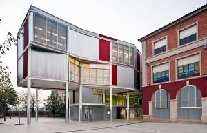 Mias Architects | Barcelona > Annexa – Joan Puigbert School