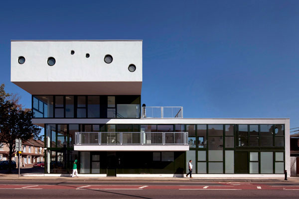 PBA_Redbridge-Welcome-Centre