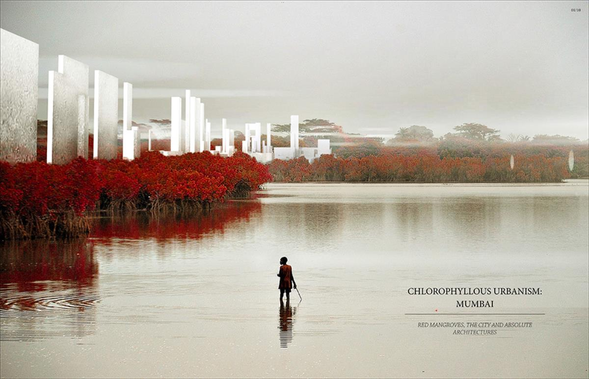 Marcus Rothnie and Marshall Inglis (Edinburgh School of Architecture and Landscape Architecture): 'Chlorophyllous Urbanism: Mumbai'