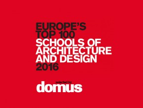 Faculty of Architecture in Belgrade among the Europe's top 100 Schools of Architecture and Design