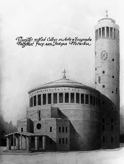 Joze-Plecnik_Crkva-Sv-Antuna-Beograd