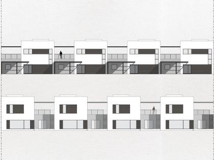 Stanovanje na Dušanovcu – Studio arh. Miloša Nenadovića